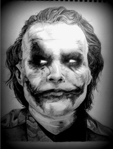 Heath Ledger par mg21